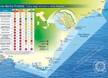 Area Marina Protetta Costa degli Infreschi
